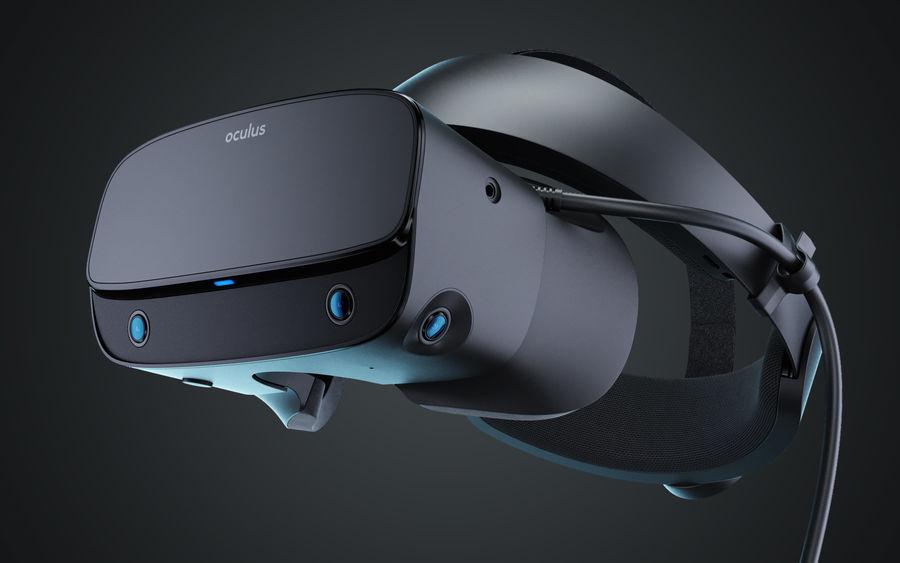 Качественные Статичные Сканы Моделей Для Шлема Oculus Rift