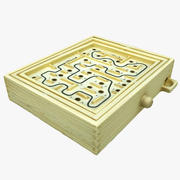 Board Game 01 3d model