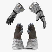 Space Gloves 3D Modelsコレクション 3d model