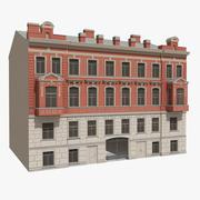 Classic Building 1 3d model