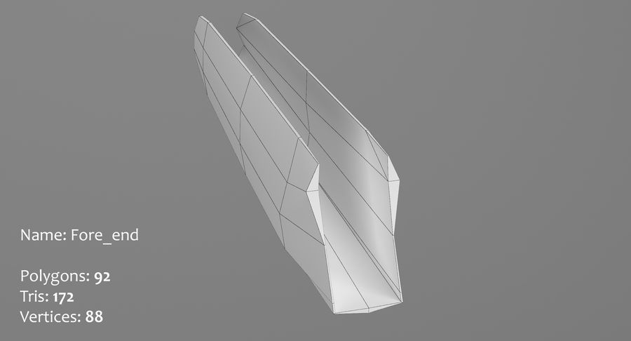 TOZ 34 royalty-free 3d model - Preview no. 38