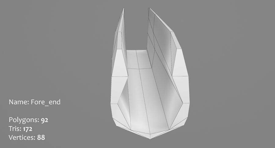 TOZ 34 royalty-free 3d model - Preview no. 39