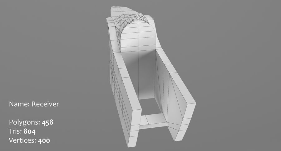 TOZ 34 royalty-free 3d model - Preview no. 31