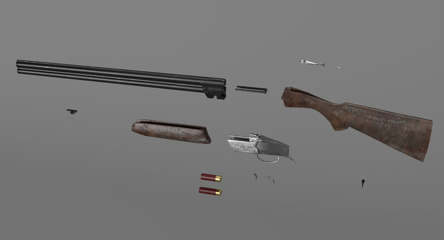 TOZ 34 royalty-free 3d model - Preview no. 20