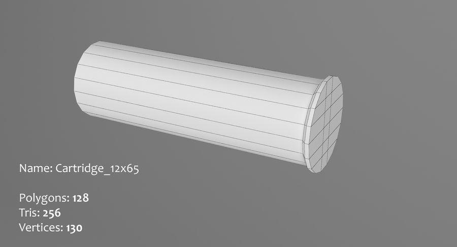 TOZ 34 royalty-free 3d model - Preview no. 48