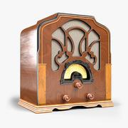 Монтгомери Уорд Авиакомпания 62-103 (1934) Радио 3d model