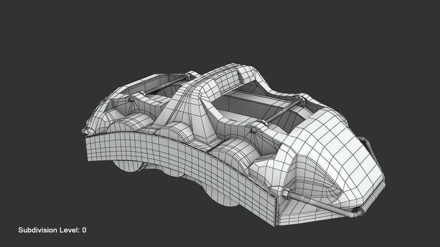 Llanta y neumático royalty-free modelo 3d - Preview no. 87