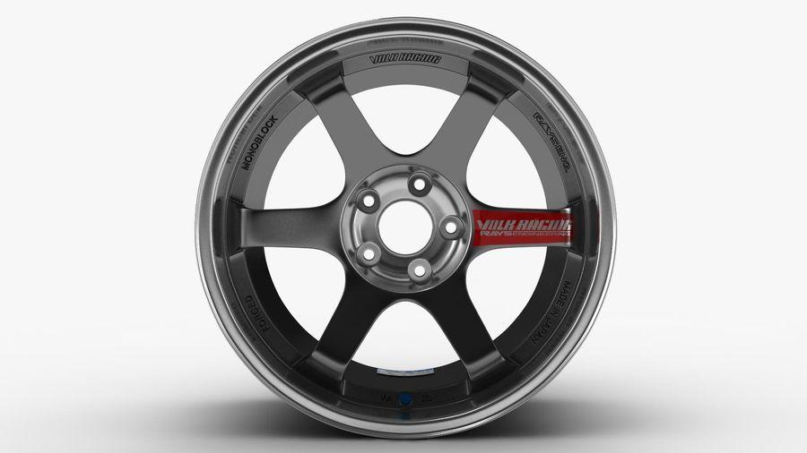 Llanta y neumático royalty-free modelo 3d - Preview no. 29
