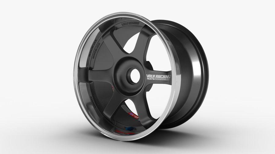 Llanta y neumático royalty-free modelo 3d - Preview no. 33