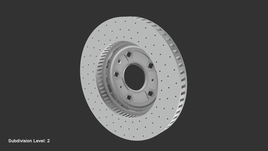 Llanta y neumático royalty-free modelo 3d - Preview no. 93