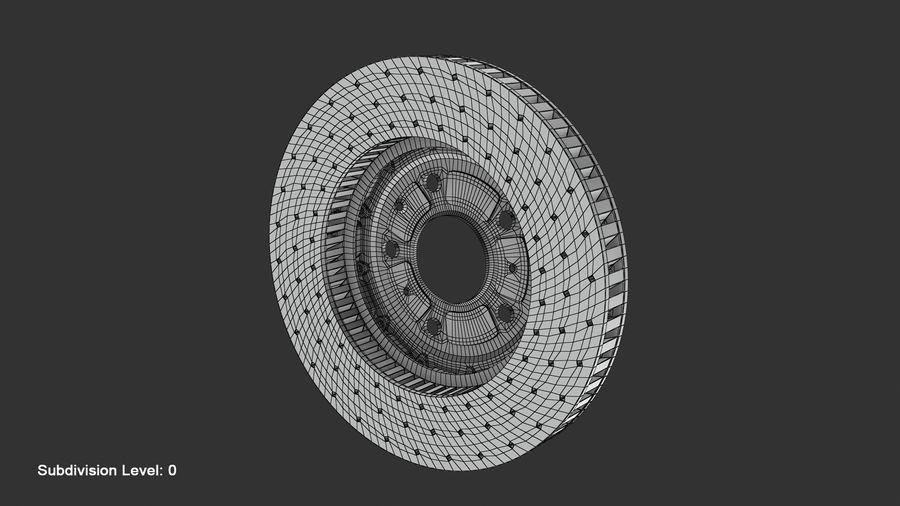 Llanta y neumático royalty-free modelo 3d - Preview no. 92