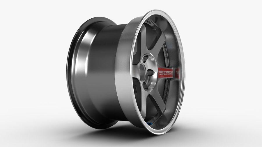 Llanta y neumático royalty-free modelo 3d - Preview no. 27
