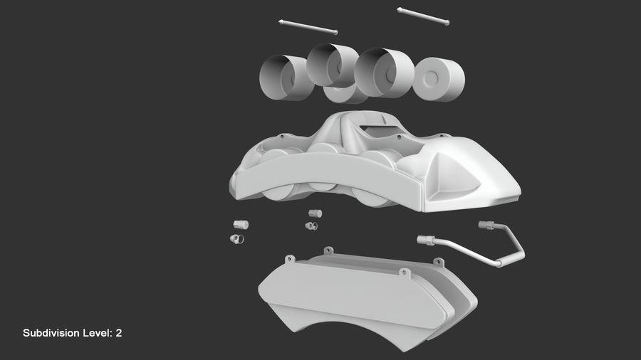 Llanta y neumático royalty-free modelo 3d - Preview no. 89