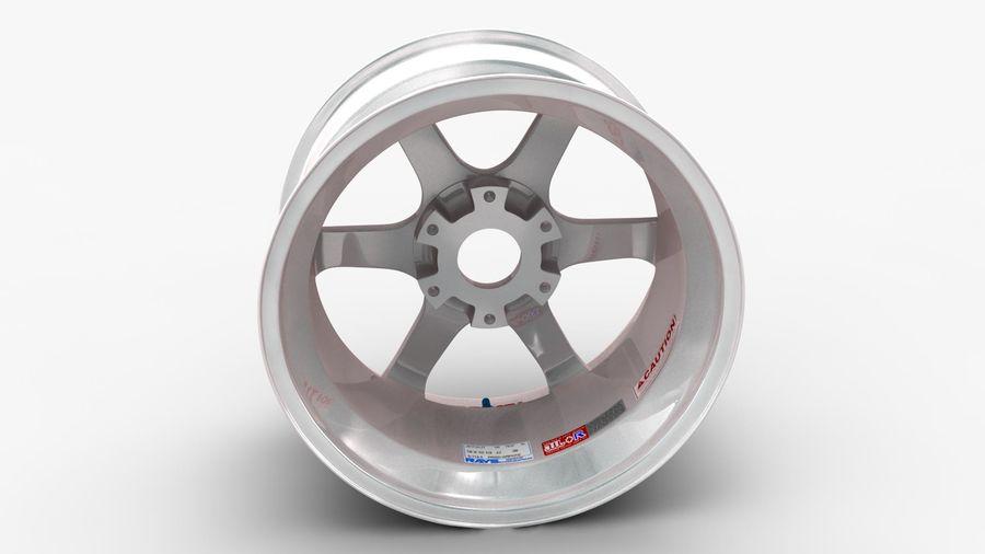 Llanta y neumático royalty-free modelo 3d - Preview no. 21