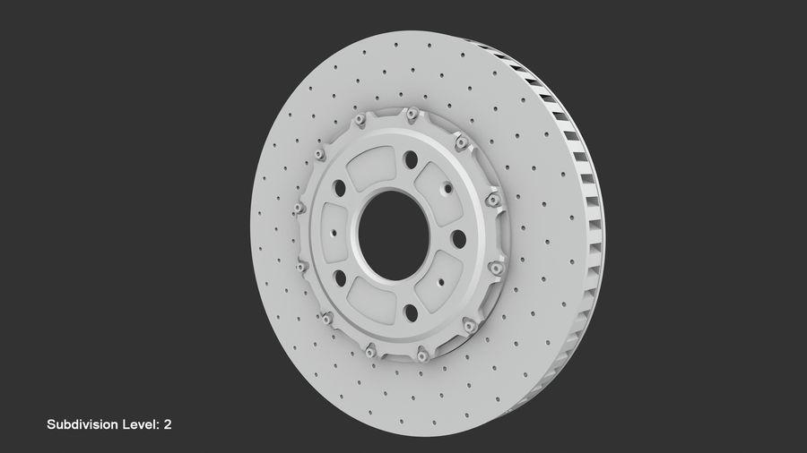 Llanta y neumático royalty-free modelo 3d - Preview no. 91