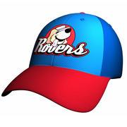 Casquette de baseball avec logo personnalisable nouveau 3d model