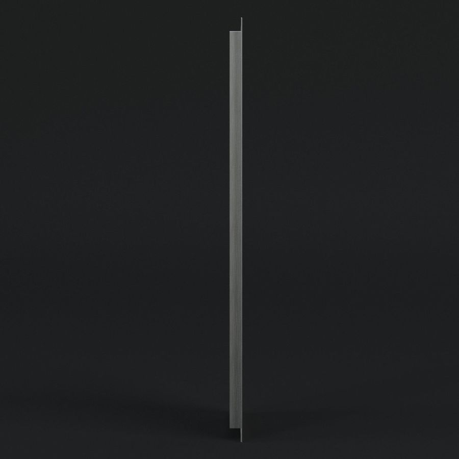 Air vent 1 royalty-free 3d model - Preview no. 4
