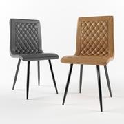大丽花椅子 3d model