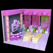 Ночной Клуб В 3d model
