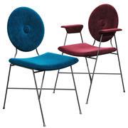 椅子Bontempi Penelope 3d model