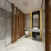 bathroom(1) 3d model