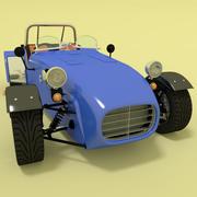 Roadster 2 3d model