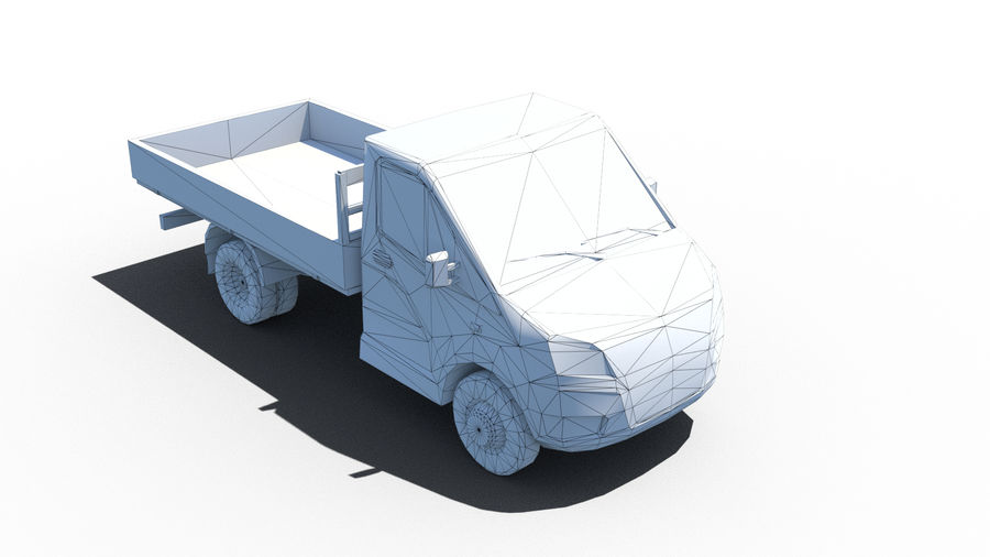 Gaz Weiter royalty-free 3d model - Preview no. 8