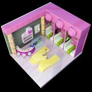 Ночной клуб 3d model