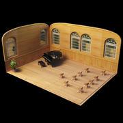 Müzik Dersliği 3d model