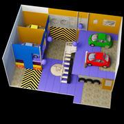 Oficina 3d model