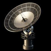 Radar modelo 3d