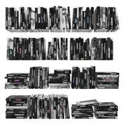 Książki 150 sztuk 3-1-1 3d model