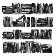 Książki 150 sztuk 3-3-1 3d model