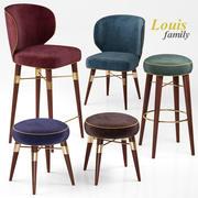 Familie Louis - Ottiu 3d model