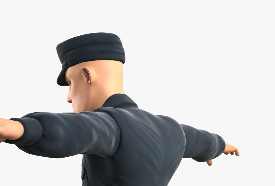 Polis royalty-free 3d model - Preview no. 27