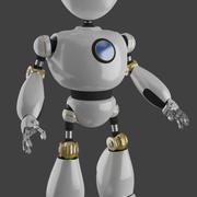 로보 키즈 3d model