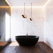 バスルーム3Dモデル 3d model