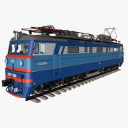 Electric Locomotive VL60K 3d model