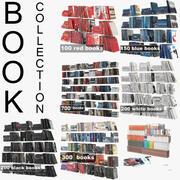 Kitap Koleksiyonu 3d model