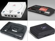 Consoles Sega vol 1 3d model