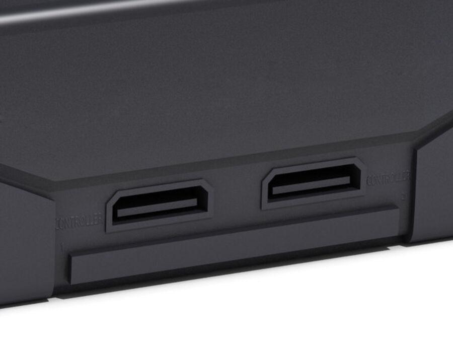 Sega consoles vol 1 royalty-free 3d model - Preview no. 34