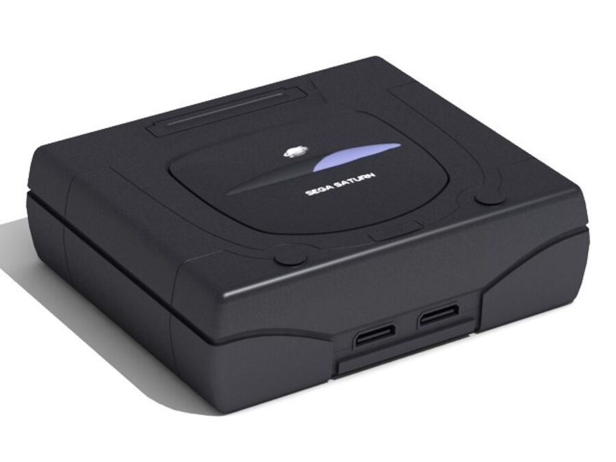 Sega consoles vol 1 royalty-free 3d model - Preview no. 31