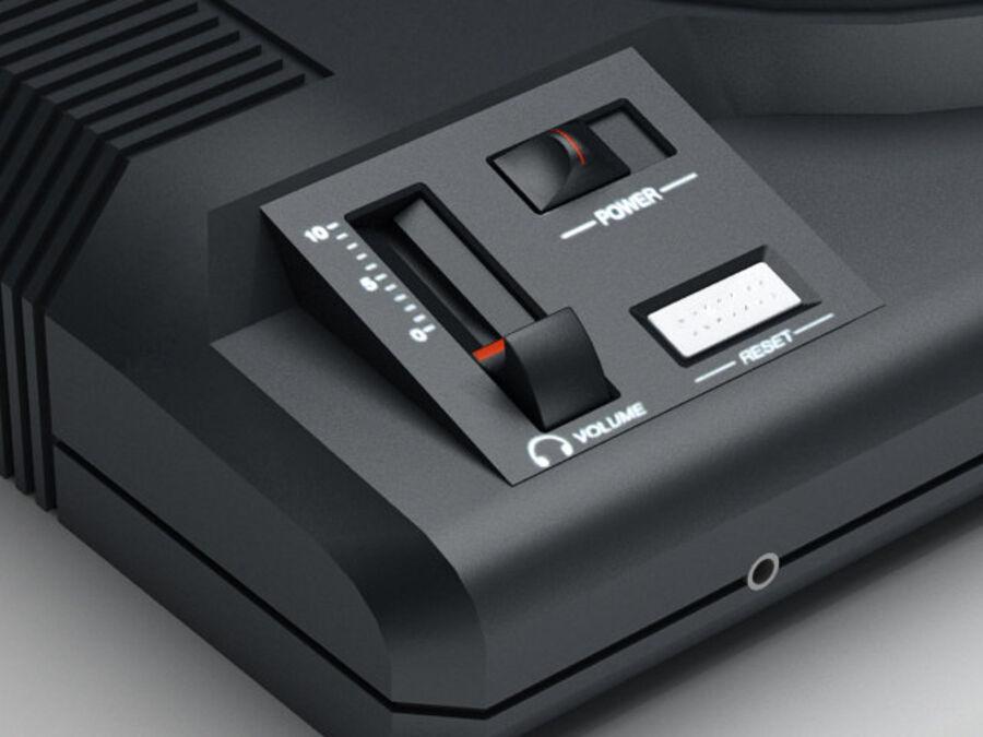 Sega consoles vol 1 royalty-free 3d model - Preview no. 15