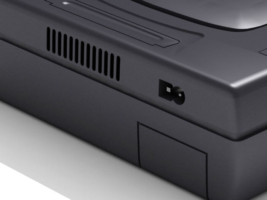 Sega consoles vol 1 royalty-free 3d model - Preview no. 37