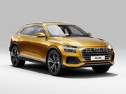 ДЕТАЛИ ИНТЕРЬЕРА Audi Q8 2019 3d model