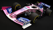 F1 Racing Point RP19 2019 3d model