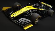 F1 Renault RS-19 2019 3d model