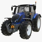 Serie Valtra N 2018 01 modelo 3d
