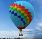 Heteluchtballon 3d model