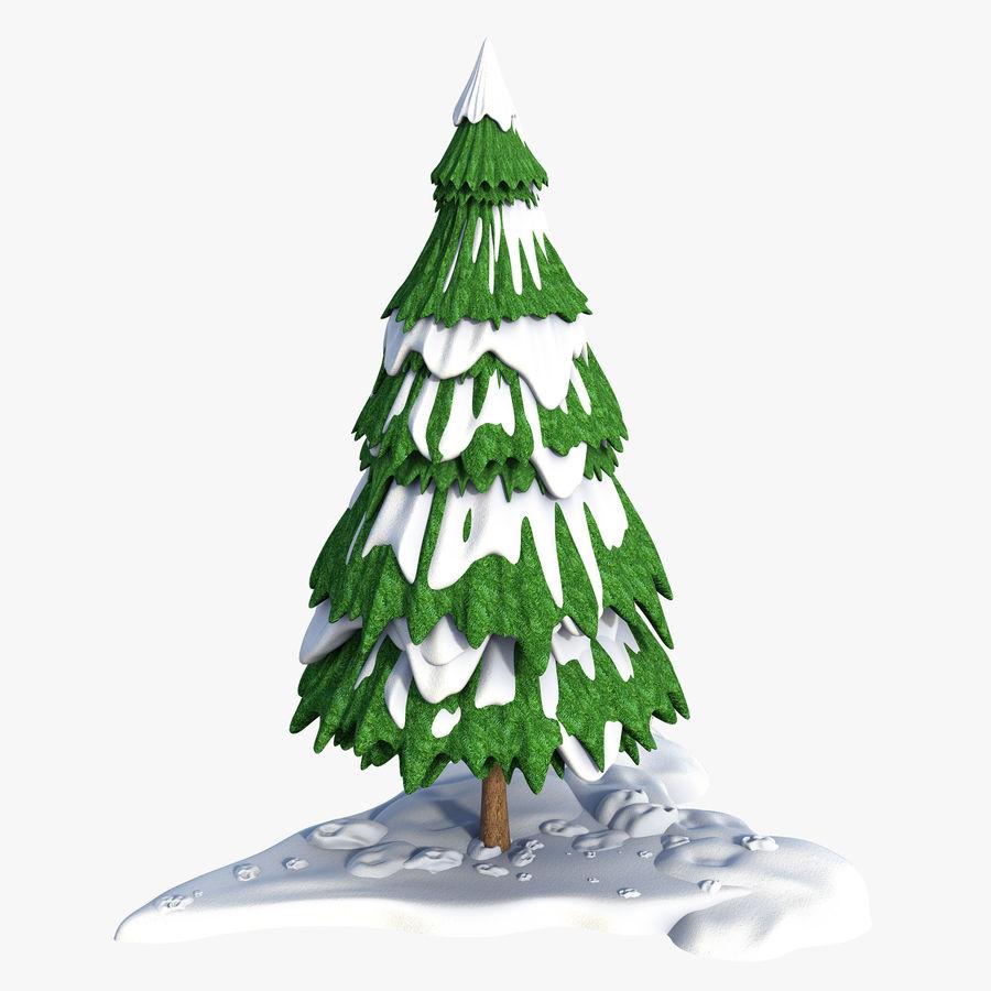 Cartoon Snow Fir Tree 3d Model 5 C4d Max Fbx Obj Ma Free3d Каждый год в ночь зимнего солнцестояния мы развешиваем на. cartoon snow fir tree 3d model 5